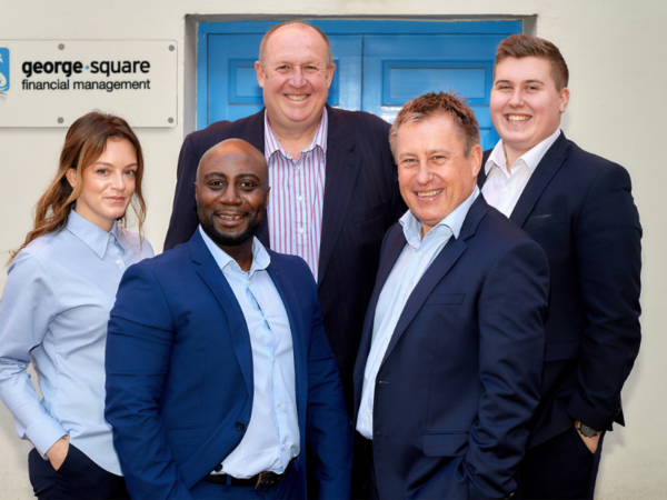Four new hires for George Square Financial Management